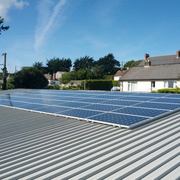 Commercial Solar PV - Pitacs Case Study - YouTube