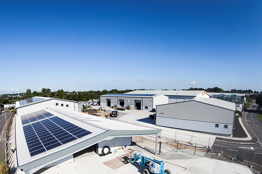 Maunder And Sons Ltd Solar Panel Case Study From Solgen